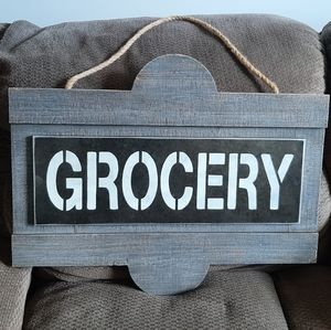 NEW Hobby Lobby Decor Wooden Sign